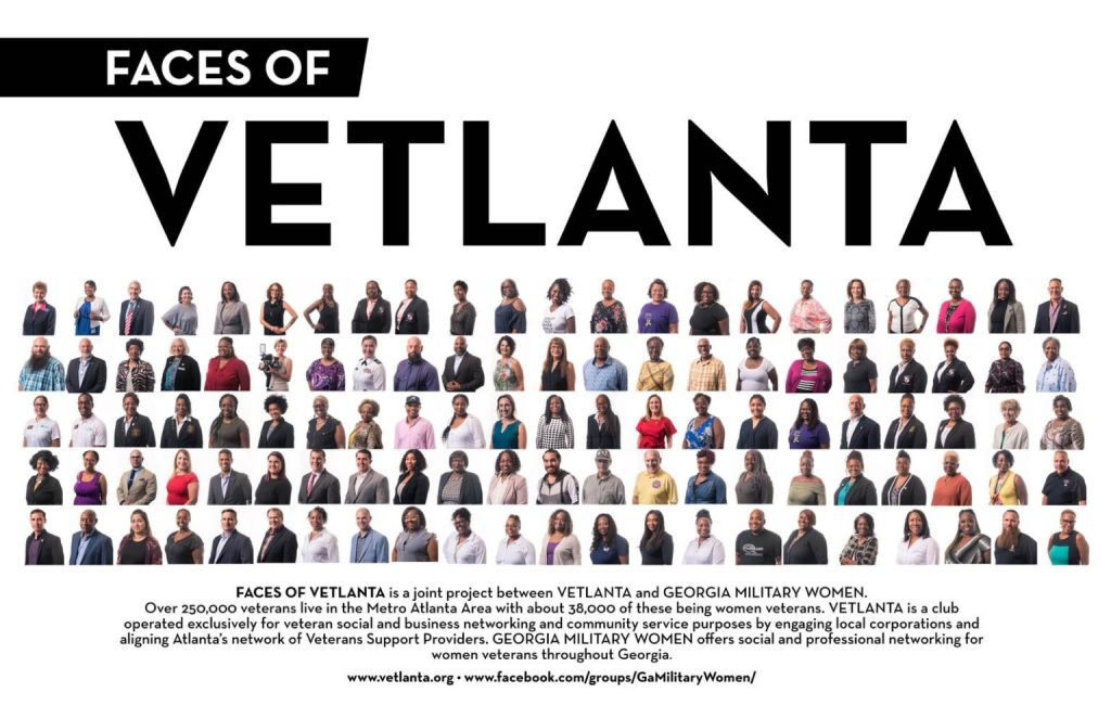 FACES OF VETLANTA