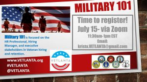 Military 101 on 15 July 2020