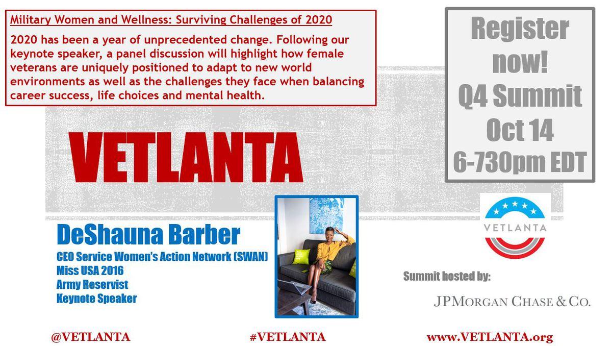 VETLANTA Virtual Summit Q$ 2020