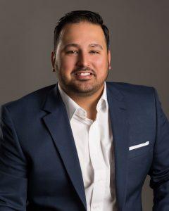 Justin Medina 2020 Housing Pillar Co-Director