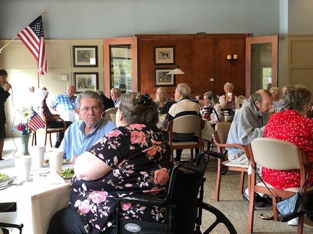 Veteran's Day at The Lodge at Bridgemill
