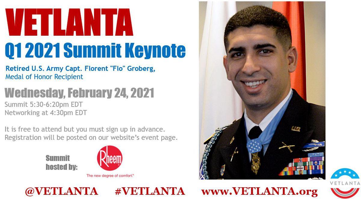 Q1 2021 VETLANTA Virtual Summit